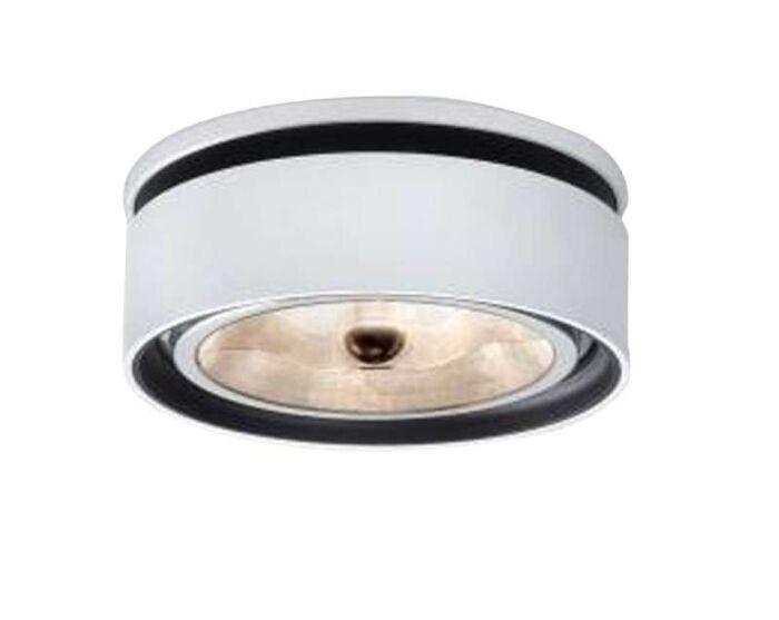 Faretto-da-incasso-'You-Turn-111'-design-blanco/alluminio---adatto-per-LED-/-interno,-bagno