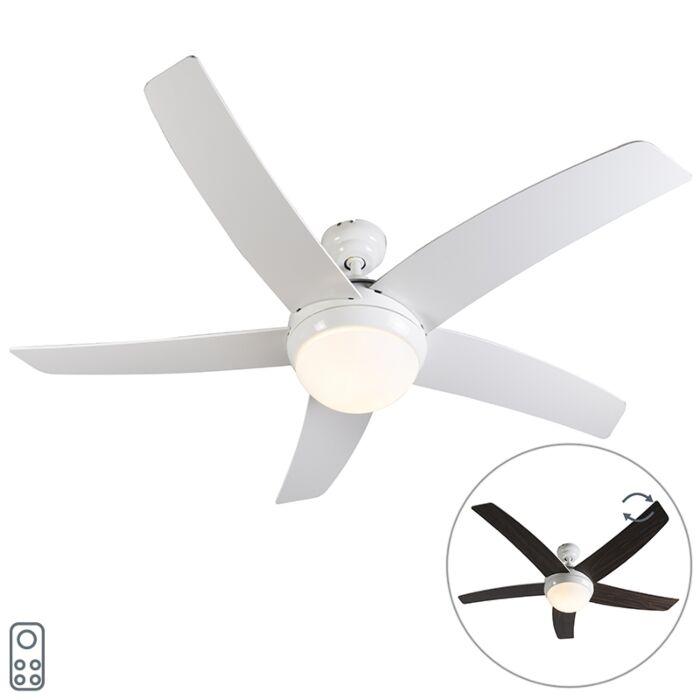 Ventilatore-da-soffitto-bianco-telecomando---COOL-52