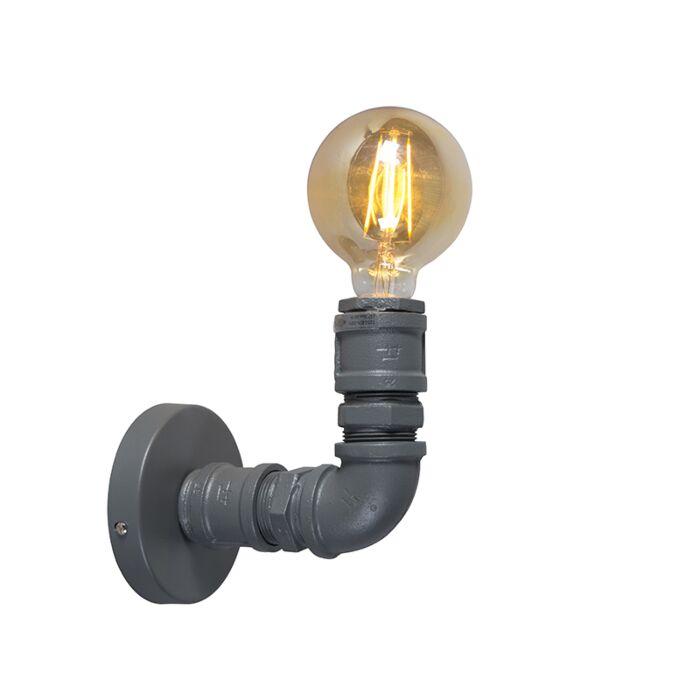 Applique-industriale-grigio-scuro---PLUMBER-1
