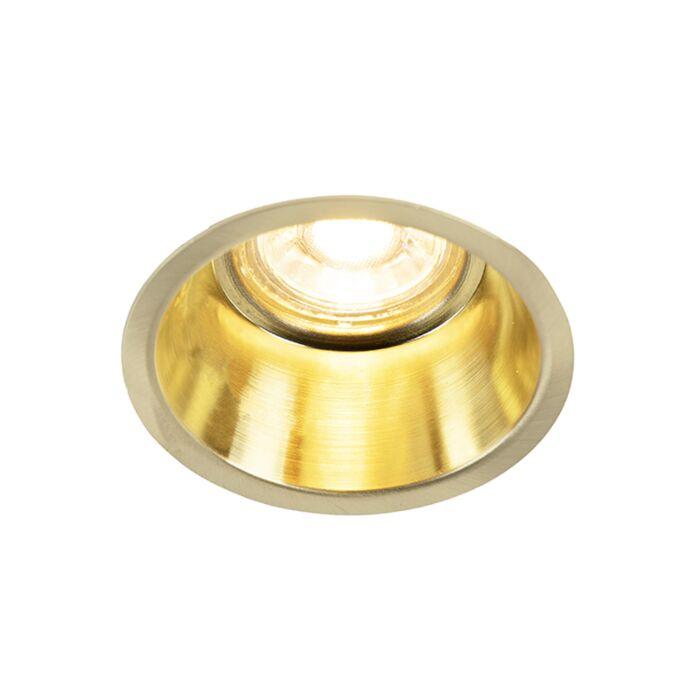 Faretto-da-incasso-design-oro---DEPT