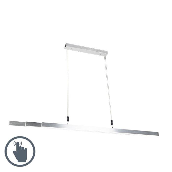 Lampada-a-sospensione-alluminio-LED-PLAZAS-3