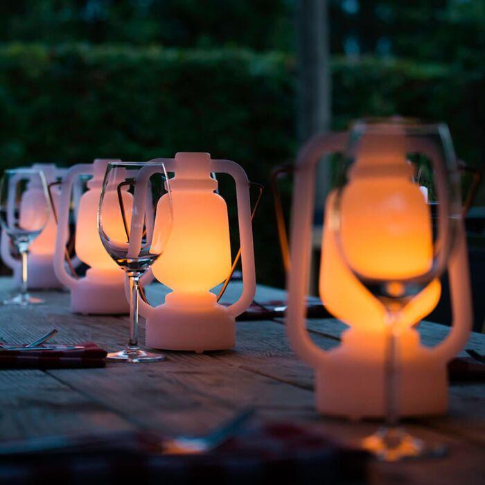 Lampada-da-tavolo-fiamma-bianco-22-cm---STORM-Mini
