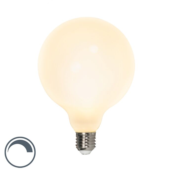Lampadina-dimmerabile-E27-LED-G125-8W-900lm-2700-K