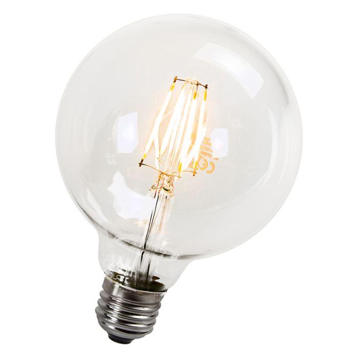 Globo-95mm-E27-LED-4-Watt-470-Lumen-Bianco-caldo