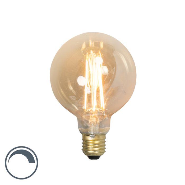 Lampadina-a-LED-a-filamento-lungo-E27-240V-4W-320lm-dimmerabile