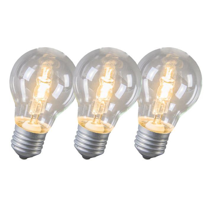 Confezione-3-lampadine-alogene-E27-53W