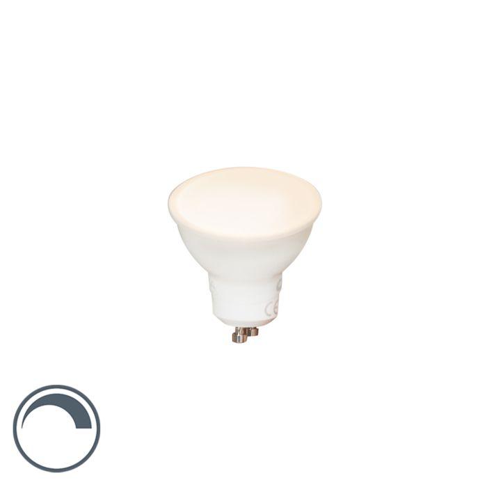 Lampadina-a-LED-dimmerabile-GU10-6W-450-lm-2700K
