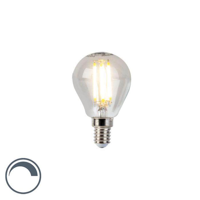 Lampada-a-sfera-a-filamento-LED-E14-5W-470lm-P45-dimmerabile