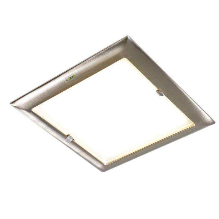 Faretto-da-incasso-DOBLO-quadrato-acciaio