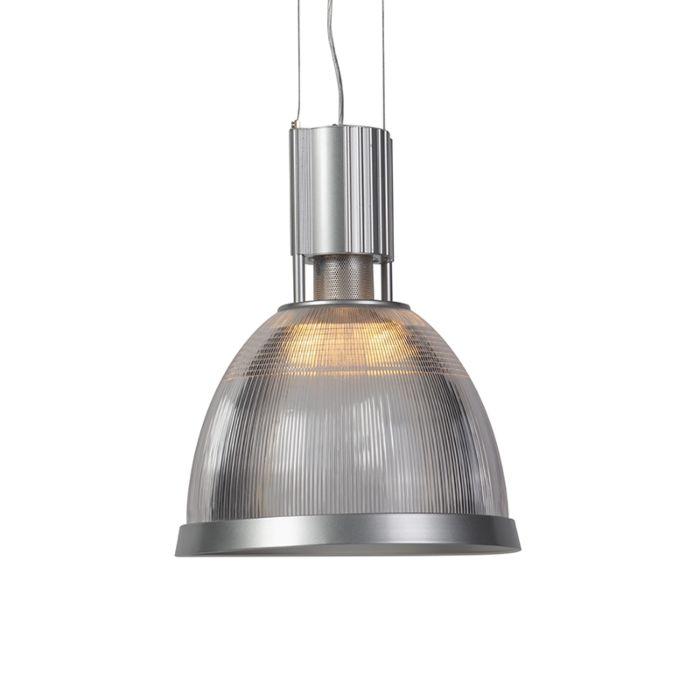 Lampada-a-sospensione-industriale-in-alluminio---Industry-Rim