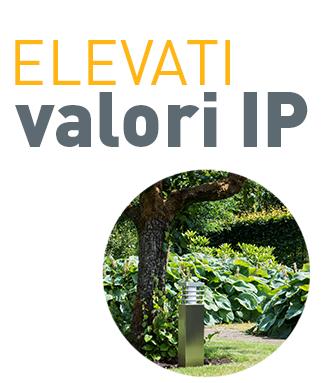 Elevati valori IP
