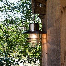 Lampadaeluce - piano di illuminazione atmosferica da esterno