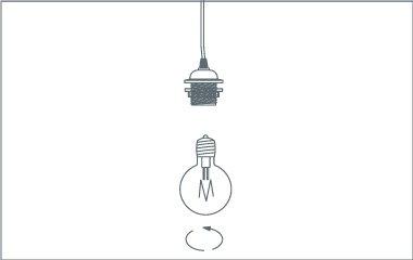Passo 5. Inserire la lampadina