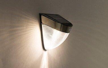 Volete installare illuminazione solare istruzioni di montaggio